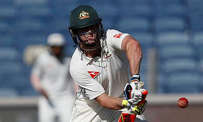 Mitchell Marsh will head back to Australia to consult a specialist