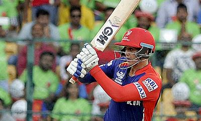 Quinton de Kock will hope to continue his good form