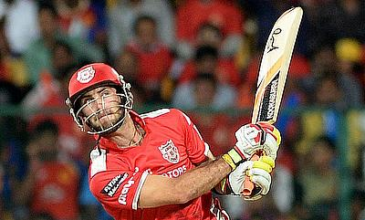 Glenn Maxwell has been the preferred captain for Kings XI Punjab