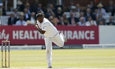 Rangana Herath registered another six-wicket haul