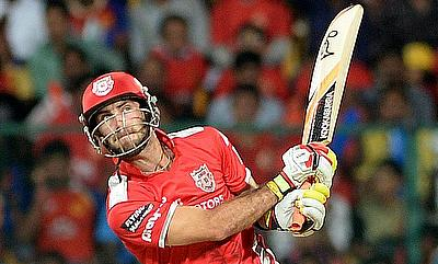 Glenn Maxwell has been chosen to lead Kings XI Punjab