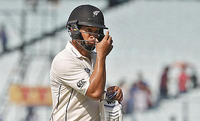 Ross Taylor missed the second Test in Wellington as well