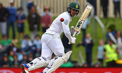 Quinton de Kock was brilliant for his 90