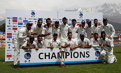 Review of India v Australia series - Cricket World TV