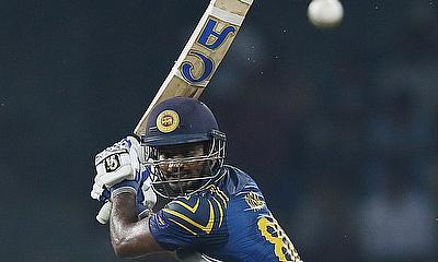 Kusal Perera came up with a match winning performance