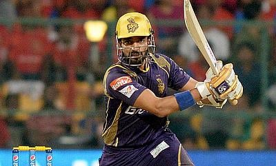 Robin Uthappa came up with a match winning knock