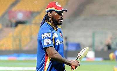 Chris Gayle's form has been a major worry for Bangalore
