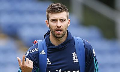 Mark Wood has recovered from an ankle injury