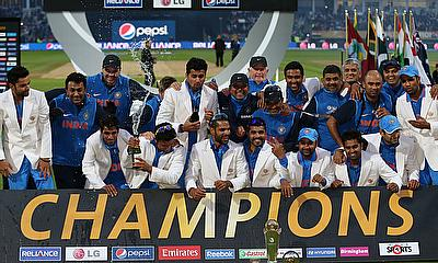 India are the winners of the 2013 edition of Champions Trophy
