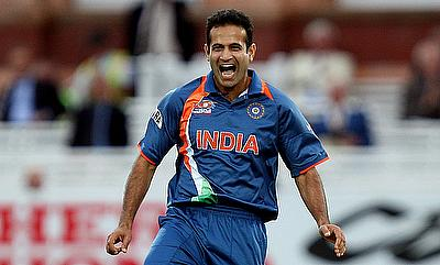 Irfan Pathan has made 102 appearances in IPL previously