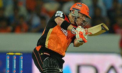 David Warner scored 27-ball 51 for Hyderabad