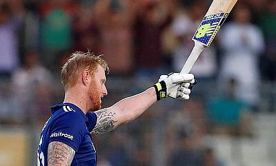 Ben Stokes played an incredible innings in Pune
