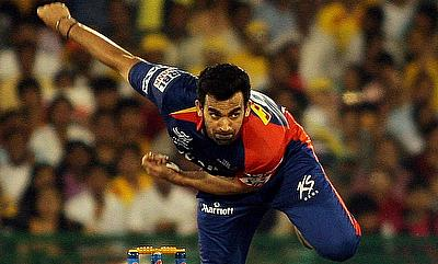 Zaheer Khan should be available for the game after missing the previous match against Punjab