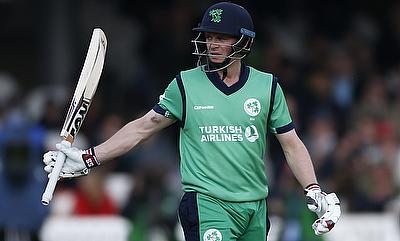 William Porterfield will continue to lead Ireland in the tri-series