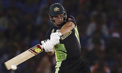 Aaron Finch's 39-ball 69 went in vain for Lions