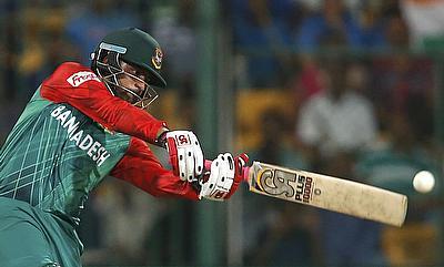 Tamim Iqbal scored an unbeaten 64
