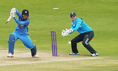 Smriti Mandhana (left) has returned to India Women squad