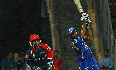 Will Mumbai Indians prefer Ambati Rayudu (right) to Nitish Rana?