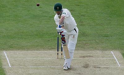 Chris Read scored a brilliant 88 for Nottinghamshire
