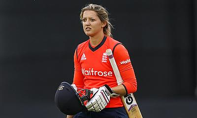 Sarah Taylor last played for England in February 2016