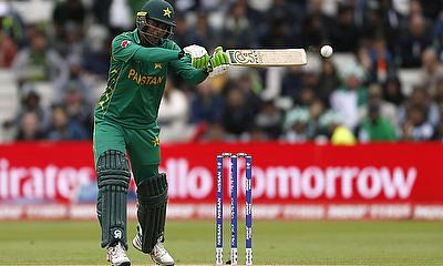 Fakhar Zaman played an impressive knock for Pakistan