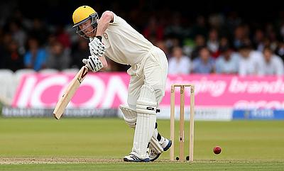 Paul Collingwood scored an unbeaten 93