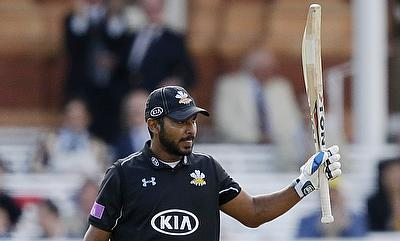 Kumar Sangakkara continued his good run for Surrey