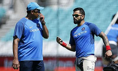Anil Kumble's (left) relationship with Virat Kohli has been a strained one