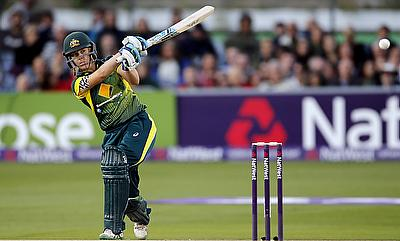 Elyse Villani scored a brilliant century for Australia Women