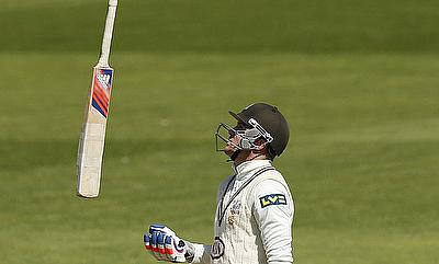 Jason Roy played a blistering knock against Yorkshire