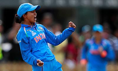 Ekta Bisht picked a five wicket haul for India against Pakistan