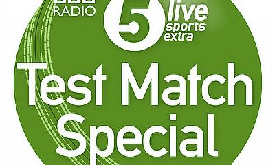 Prime Minister Theresa May Celebrates Test Match Special on BBC Radio 5 live