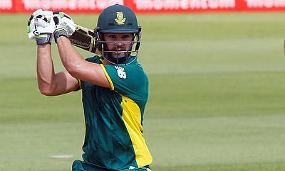 Rilee Rossouw played a match winning knock