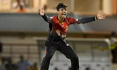 Shadab Khan made an impressive debut to CPL