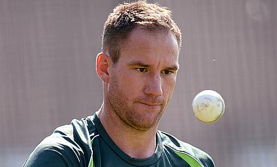 John Hastings picked 19 wickets from six games this season