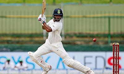 Shikhar Dhawan scored yet another century