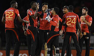 Trinbago Knight Riders completed another tense win