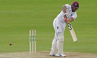 Kieran Powell scored 92 and 100 in the two innings