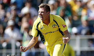 James Faulkner was overlooked for Champions Trophy