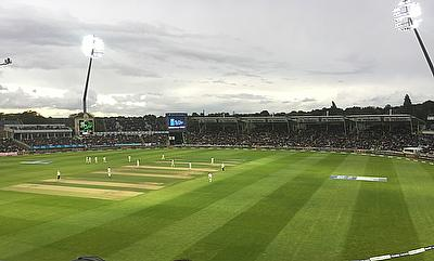 Cricket World Around the Grounds - August 22nd 2017
