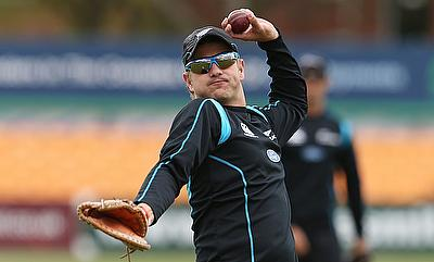 Neil Wagner picked 23 wickets from seven games at the start of the season