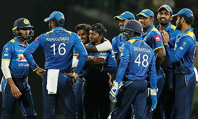 Sri Lanka have lost all four games in the series