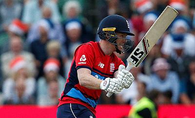 Eoin Morgan will lead both the squads