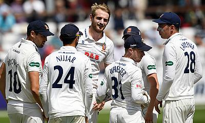 Essex have won the Division One title for the first time in 25 years