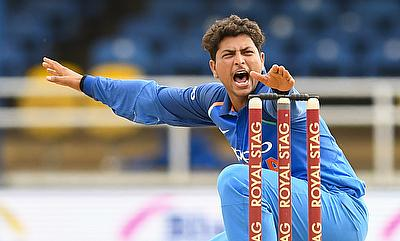 Kuldeep Yadav has picked 11 wickets from seven ODIs