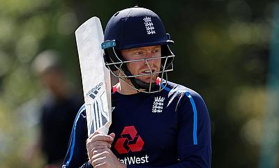 Jonny Bairstow will partner Alex Hales at the top