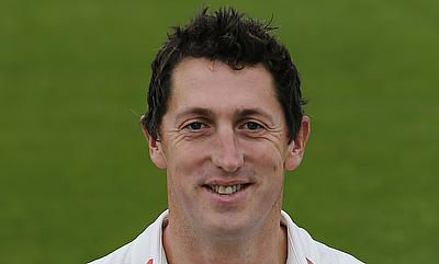 Jon Lewis has played one Test, 13 ODIs and two T20Is for England