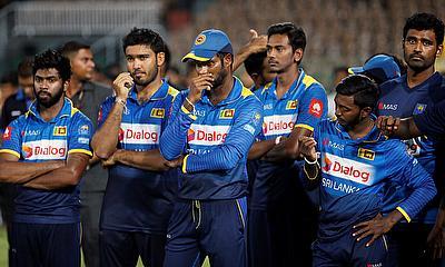 Sri Lanka had a torrid series against India recently