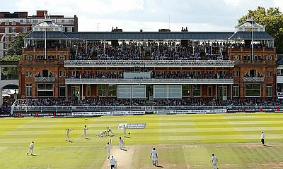 A general view of Lord's Cricket ground in England