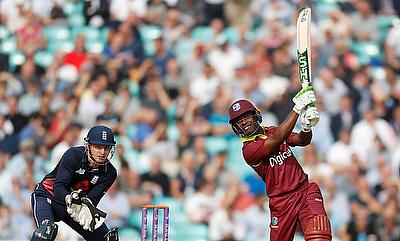 Jason Mohammed (right) will lead West Indies on Friday